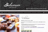 Bohemein e-commerce web design
