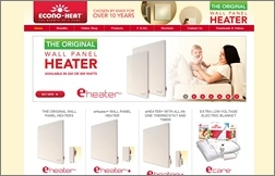 ECONO-HEAT - Affordable economic heating