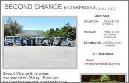 Second Chance Enterprises