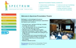 Spectrum Presentation Theatre