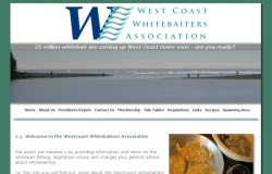 Westcoast Whitebaiters Association