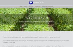 FutureHealth WooCommerce Store